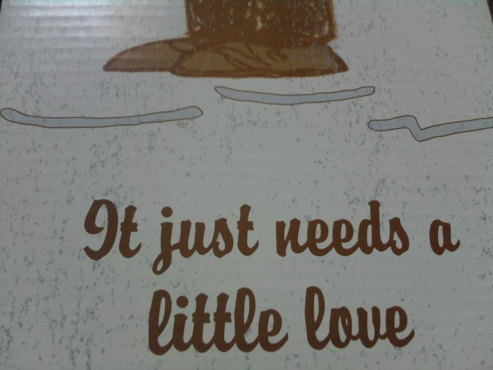 A Little Love... (2/2)