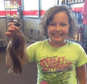 Em's Haircut